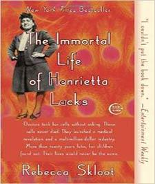 کتابی با جلد قرمز رنگ با تصویر یک زن در گوشه سمت چپ آن