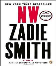 کتابی با جلد سفید با نوشته هایی با حروف بزرگ به رنگهای قرمز و سیاه